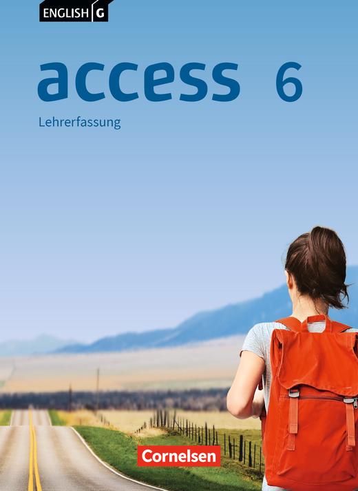 English G Access - Schülerbuch - Lehrerfassung - Band 6: 10. Schuljahr