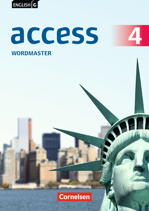 English G Access - Wordmaster mit Lösungen - Band 4: 8. Schuljahr