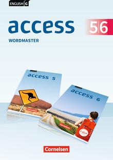 English G Access - Wordmaster mit Lösungen - Band 5/6: 9./10. Schuljahr