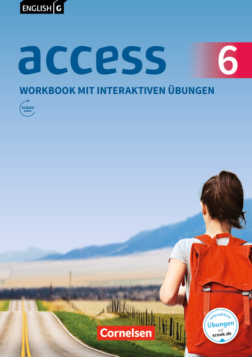 English G Access - Workbook mit interaktiven Übungen auf scook.de - Band 6: 10. Schuljahr