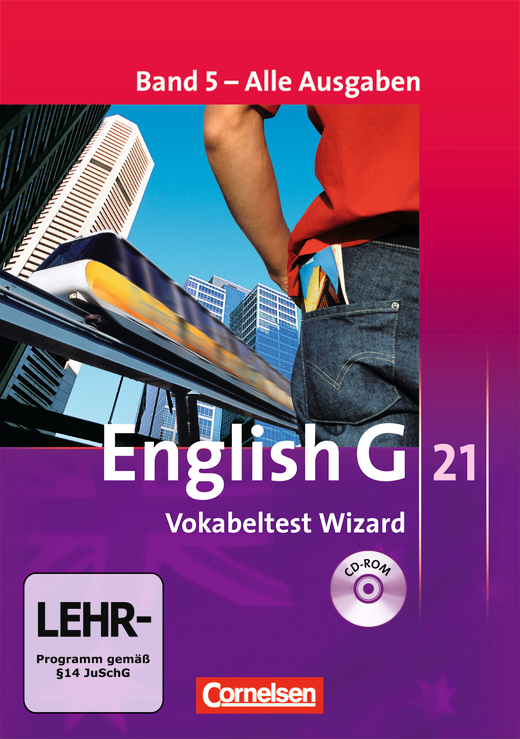 English G 21 - Vokabeltest Wizard - CD-ROM - Band 5: 9. Schuljahr