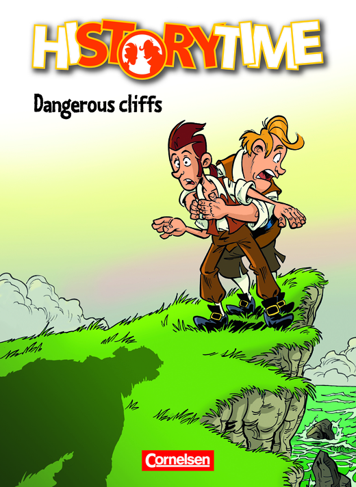 History Time - Dangerous cliffs - Comic