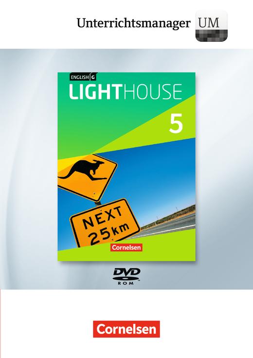 English G Lighthouse - Unterrichtsmanager - Vollversion auf DVD-ROM - Band 5: 9. Schuljahr