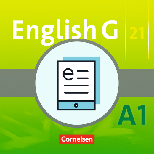 English G 21 - Schülerbuch als E-Book - Band 1: 5. Schuljahr