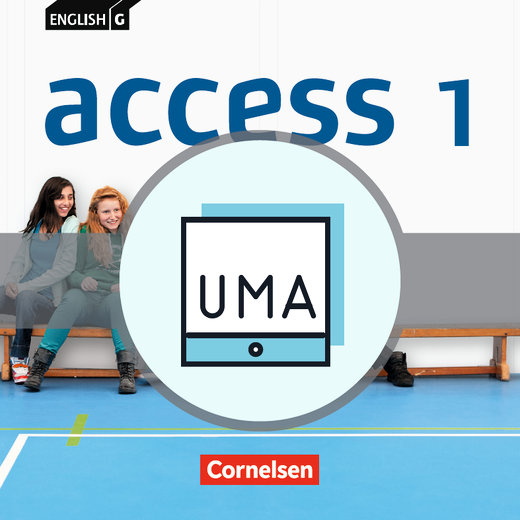 English G Access - Unterrichtsmanager Zusatzmodul - Ergänzende Dateien zur Vollversion - Interaktive Tafelbilder - online und als Download - Band 1: 5. Schuljahr