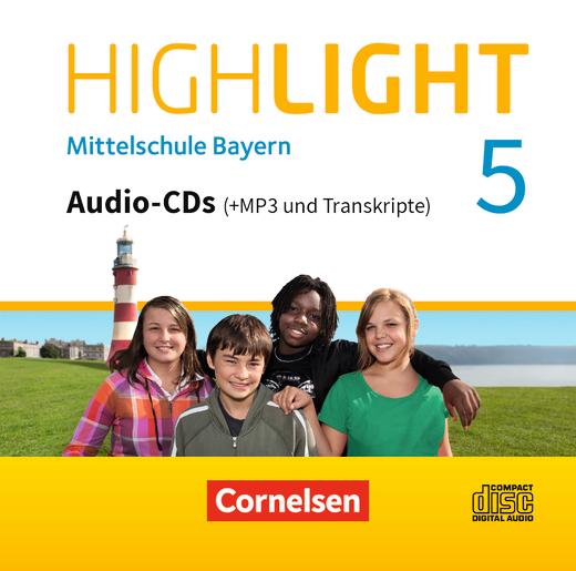 Highlight - CD-Extra - 5. Jahrgangsstufe