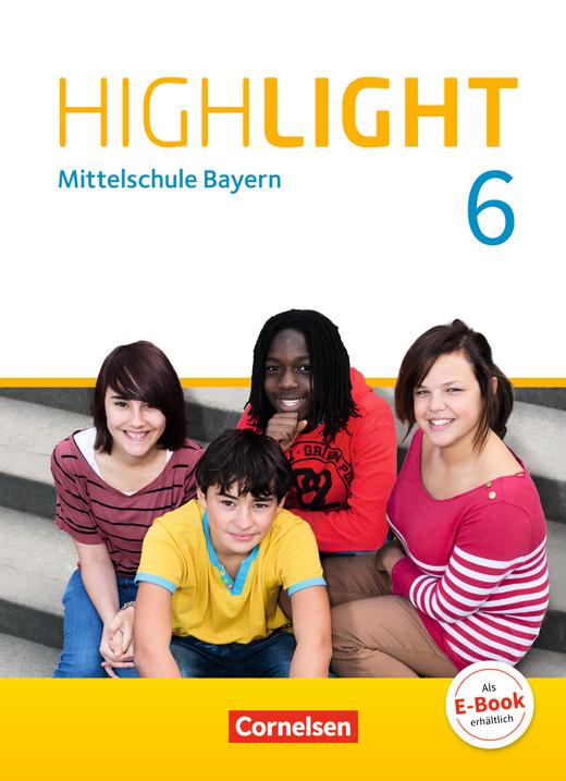 Highlight - Schülerbuch - 6. Jahrgangsstufe