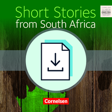 Cornelsen Senior English Library - Short Stories from South Africa - Teacher's Manual als Download - Ab 11. Schuljahr