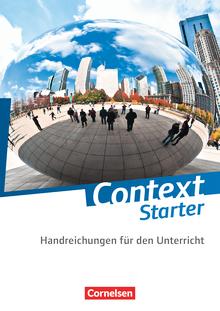 Context Starter - Handreichungen für den Unterricht