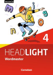 English G Headlight - Wordmaster mit Lösungen - Band 4: 8. Schuljahr