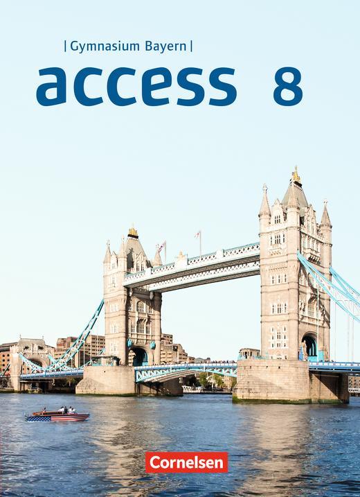 Access - Schülerbuch - 8. Jahrgangsstufe