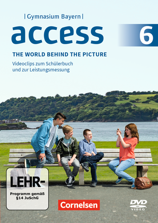 Access - The world behind the picture - Video-DVD - 6. Jahrgangsstufe