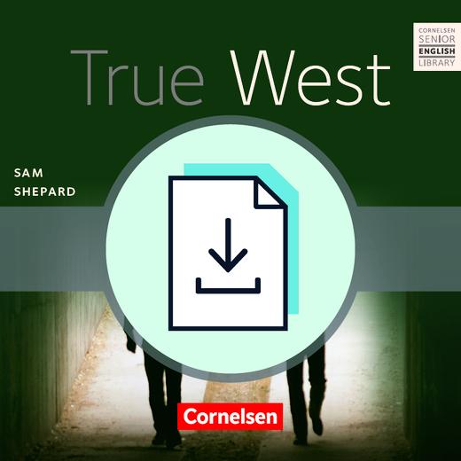 Cornelsen Senior English Library - True West - Teacher's Manual als Download - Ab 11. Schuljahr