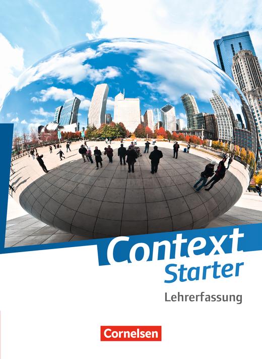 Context Starter - Schülerbuch - Lehrerfassung