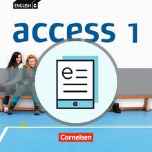English G Access - Schülerbuch als E-Book - Band 1: 5. Schuljahr