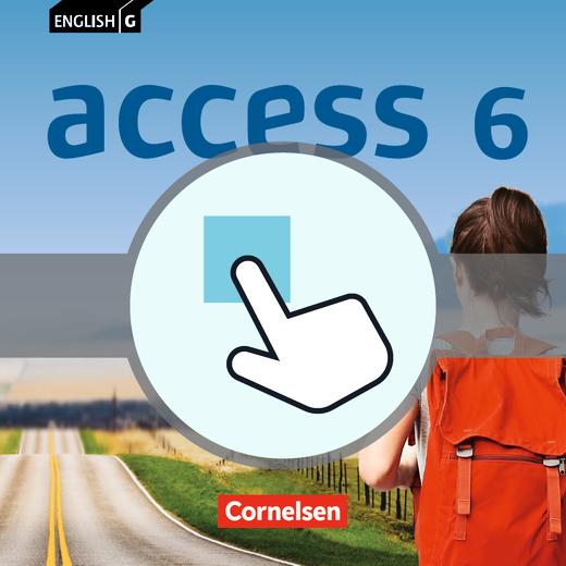 English G Access - Interaktive Übungen als Ergänzung zum Workbook - Band 6: 10. Schuljahr