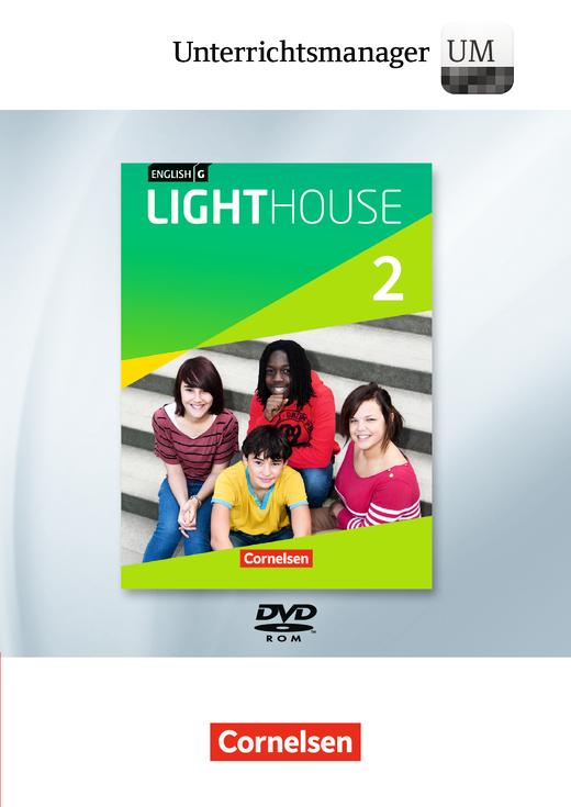 English G Lighthouse - Unterrichtsmanager - Vollversion auf DVD-ROM - Band 2: 6. Schuljahr