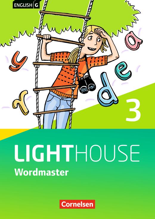 English G Lighthouse - Wordmaster mit Lösungen - Band 3: 7. Schuljahr