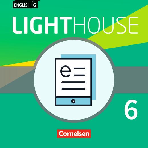 English G Lighthouse - Schülerbuch als E-Book - Band 6: 10. Schuljahr