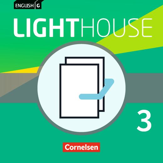 English G Lighthouse - Begleitmedienpaket - Band 3: 7. Schuljahr