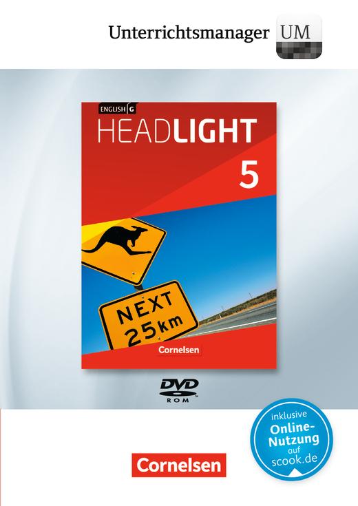 English G Headlight - Unterrichtsmanager - Vollversion auf DVD-ROM - Band 5: 9. Schuljahr