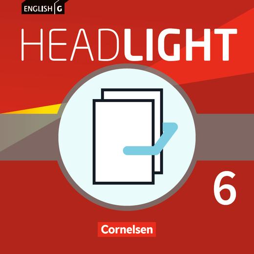 English G Headlight - Unterrichtsmanager - Vollversion auf DVD-ROM - Band 6: 10. Schuljahr