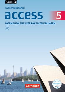 English G Access - Workbook mit interaktiven Übungen auf scook.de - Abschlussband 5: 9. Schuljahr