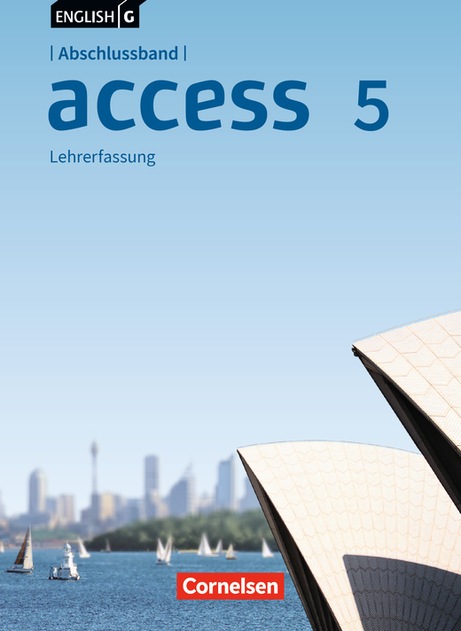 English G Access - Schülerbuch - Lehrerfassung - Abschlussband 5: 9. Schuljahr