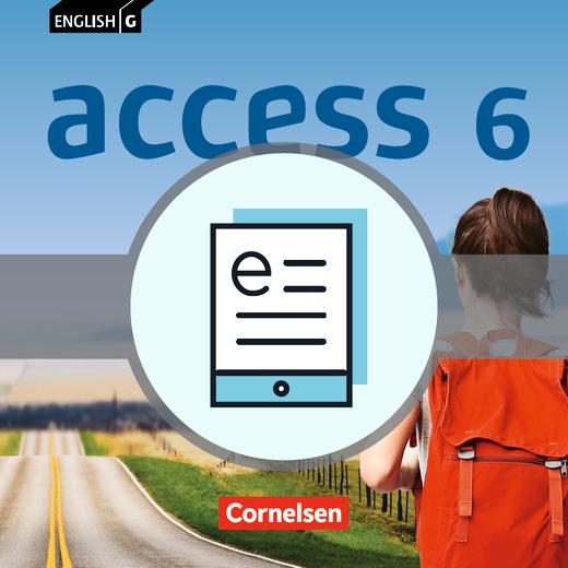 English G Access - Schülerbuch - Lehrerfassung als E-Book - Band 6: 10. Schuljahr