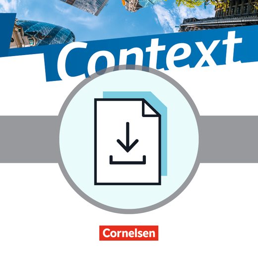 Context - Living One's Life - Individuals in Society - Leistungsmessung als Download