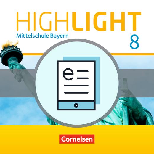 Highlight - Schülerbuch als E-Book - 8. Jahrgangsstufe