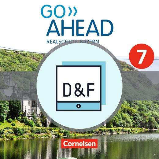 Go Ahead - Diagnose und Fördern online - 7. Jahrgangsstufe