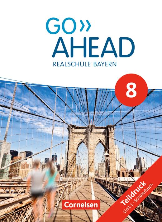 Go Ahead - Vokabeltrainer-App: Wortschatztraining - 8. Jahrgangsstufe