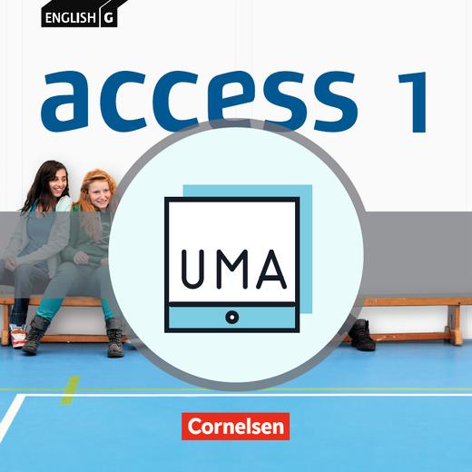 English G Access - Unterrichtsmanager - Vollversion - online und als Download - Band 1: 5. Schuljahr