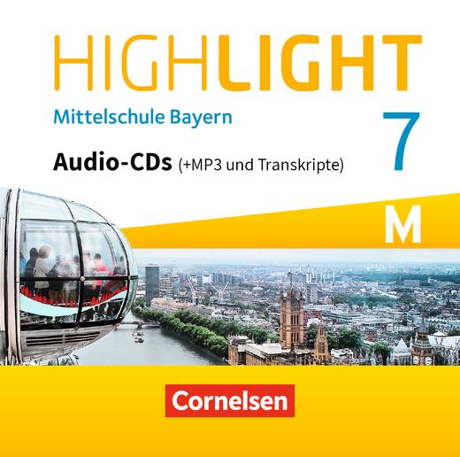 Highlight - CD-Extra - 7. Jahrgangsstufe