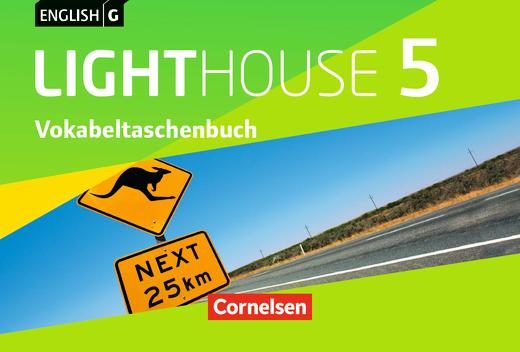 English G Lighthouse - Vokabeltaschenbuch - Band 5: 9. Schuljahr