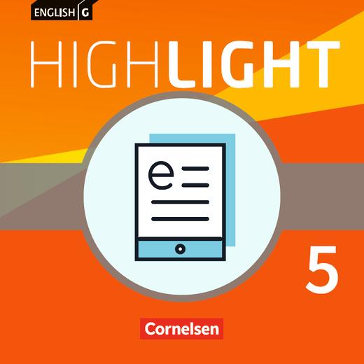 English G Highlight - Schülerbuch als E-Book - Band 5: 9. Schuljahr