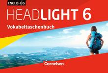 English G Headlight - Vokabeltaschenbuch - Band 6: 10. Schuljahr