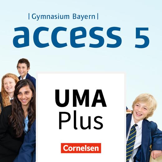 Access - Unterrichtsmanager Plus online - 5. Jahrgangsstufe