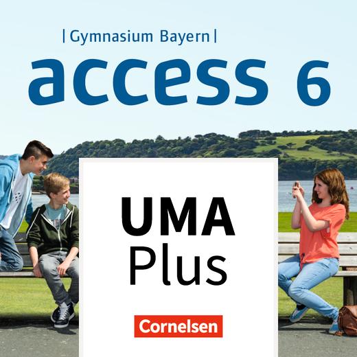 Access - Unterrichtsmanager Plus online - 6. Jahrgangsstufe
