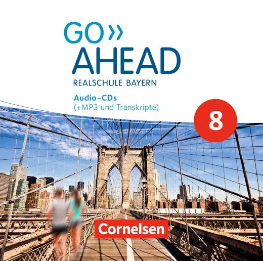 Go Ahead - CD-Extra - 8. Jahrgangsstufe