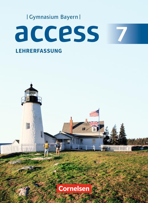 Access - Schülerbuch - Lehrerfassung - 7. Jahrgangsstufe