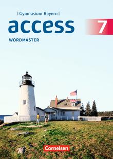 Access - Wordmaster mit Lösungen - 7. Jahrgangsstufe
