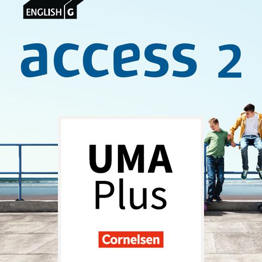 English G Access - Unterrichtsmanager Plus online (Demo 90 Tage) - Band 2: 6. Schuljahr