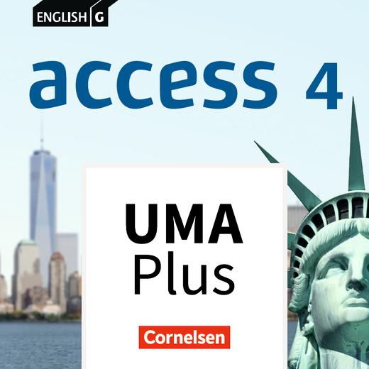 English G Access - Unterrichtsmanager Plus online (Demo 90 Tage) - Band 4: 8. Schuljahr