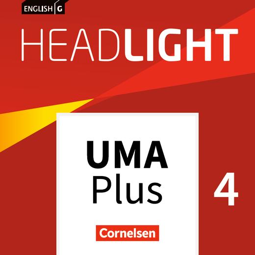 English G Headlight - Unterrichtsmanager Plus online - Band 4: 8. Schuljahr