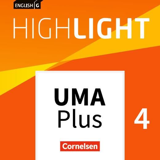 English G Highlight - Unterrichtsmanager Plus online (Demo 90 Tage) - Band 4: 8. Schuljahr