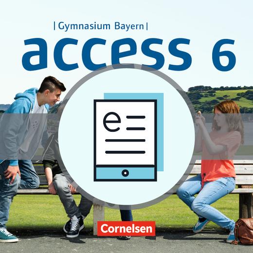 Access - Schülerbuch - Lehrerfassung als E-Book - 6. Jahrgangsstufe