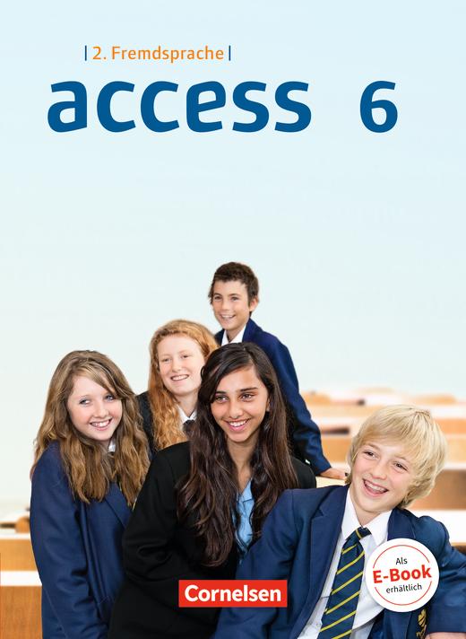 Access - Schülerbuch - Band 1