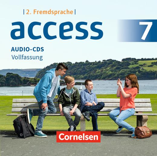 Access - Audio-CD - Band 2